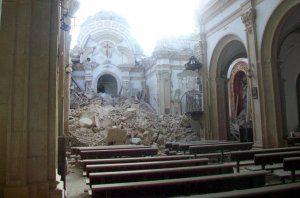 terremoto lorca spagna