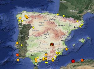 terremoto spagna 2015