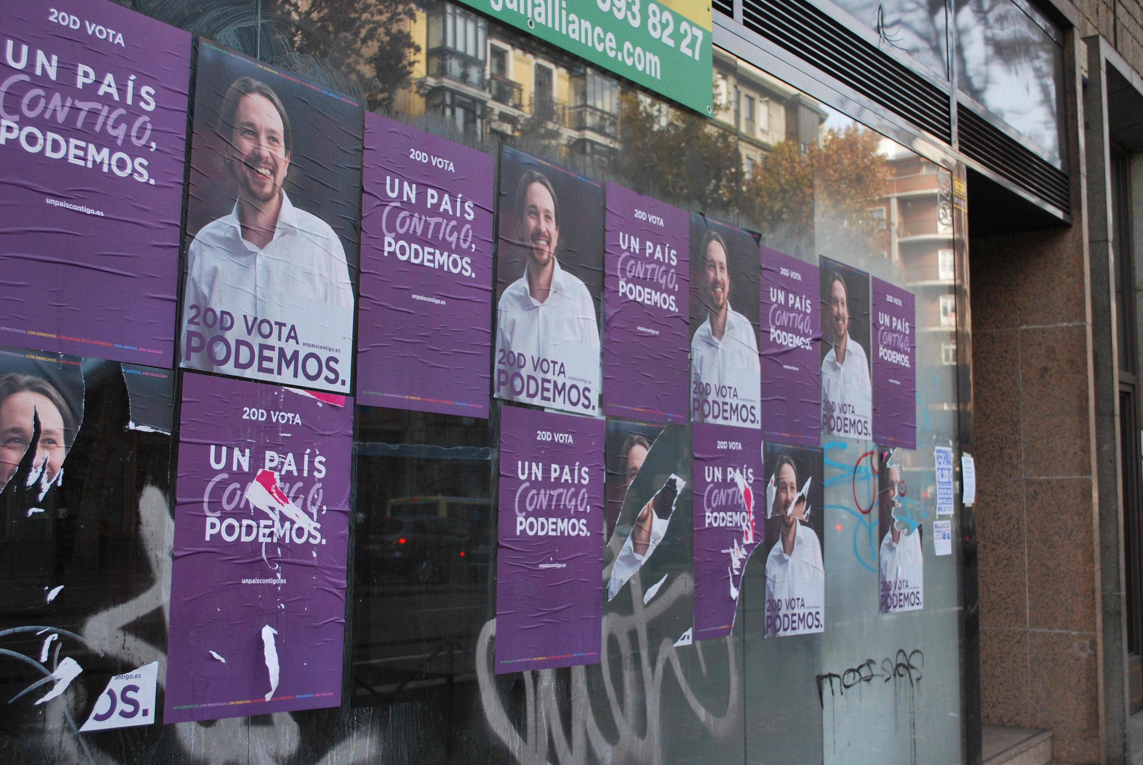 manifesti 2015 madrid