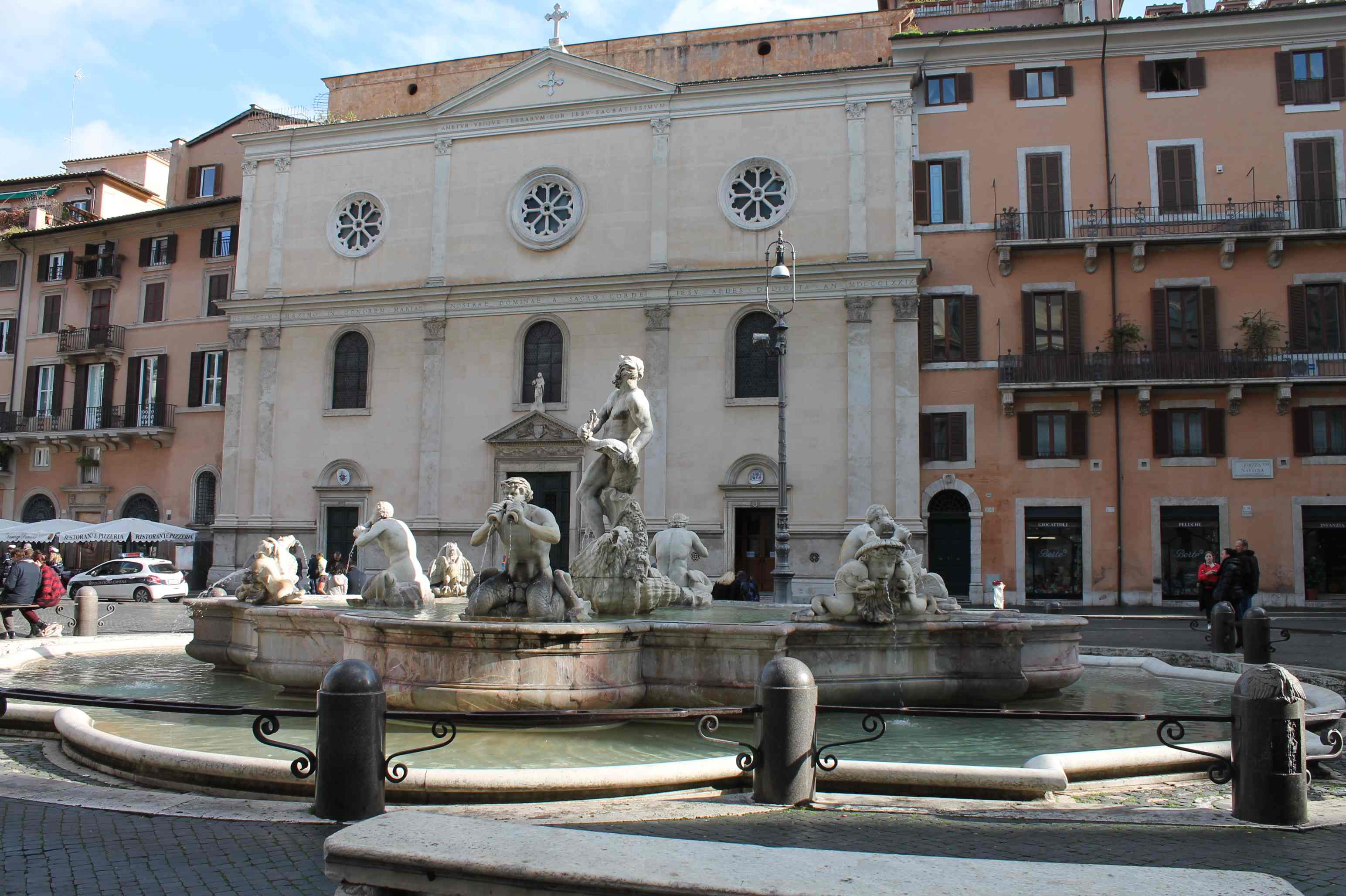 chiesa spagnola roma