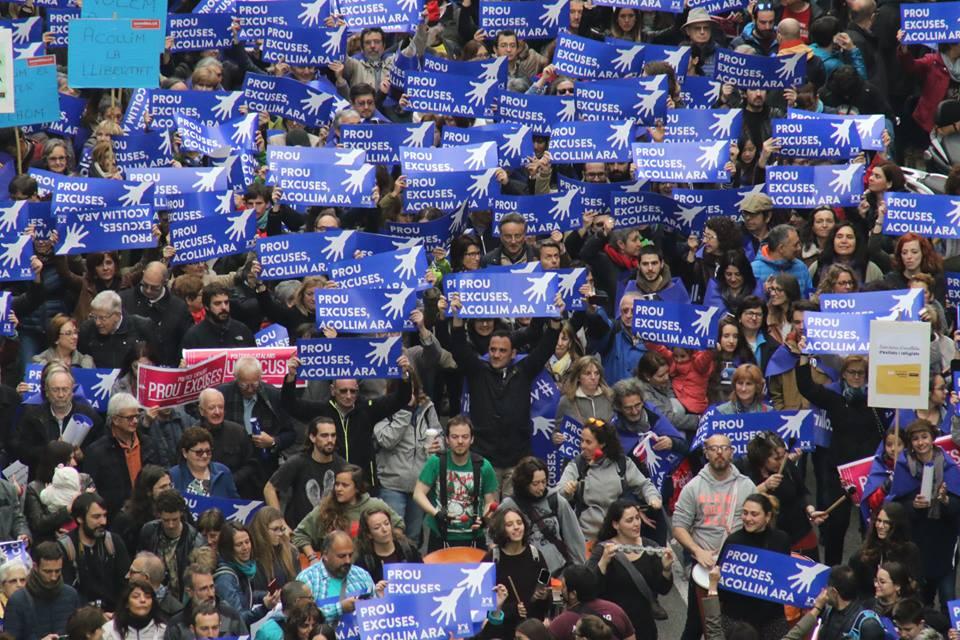 Barcellona rifugiati spagna el itagnol for Spagna barcellona