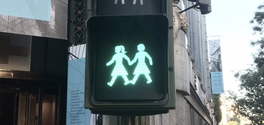 semaforo gay