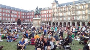 plaza mayor erba