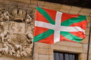 bandiera paesi baschi ikurrina