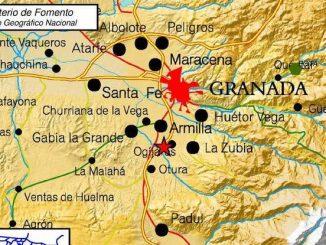 terremoto granada