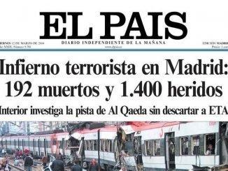 11 marzo 2004 madrid