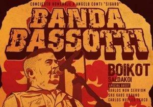 banda bassotti madrid