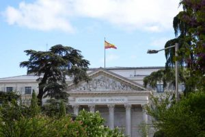 congresso deputati madrid