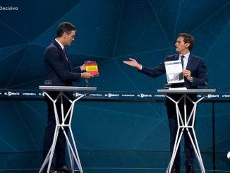 dibattito tv spagna