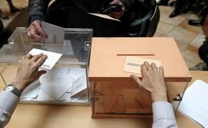 elezioni spagna 26 maggio