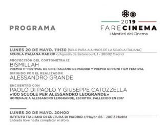 cinema italiano madrid