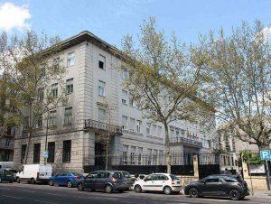 scuola italiana madrid