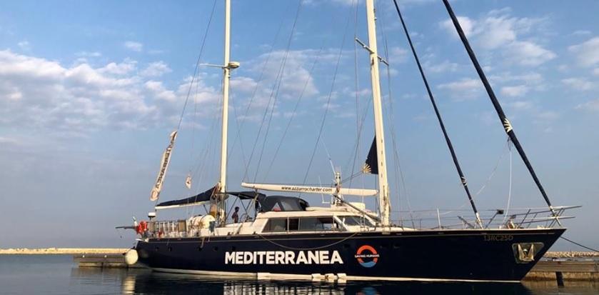 nave mediterranea