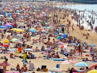 ferragosto spiaggia
