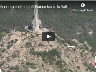 video elicottero franco spagna