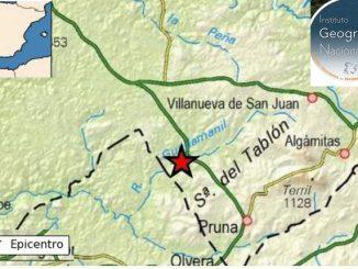 terremoto ign spagna