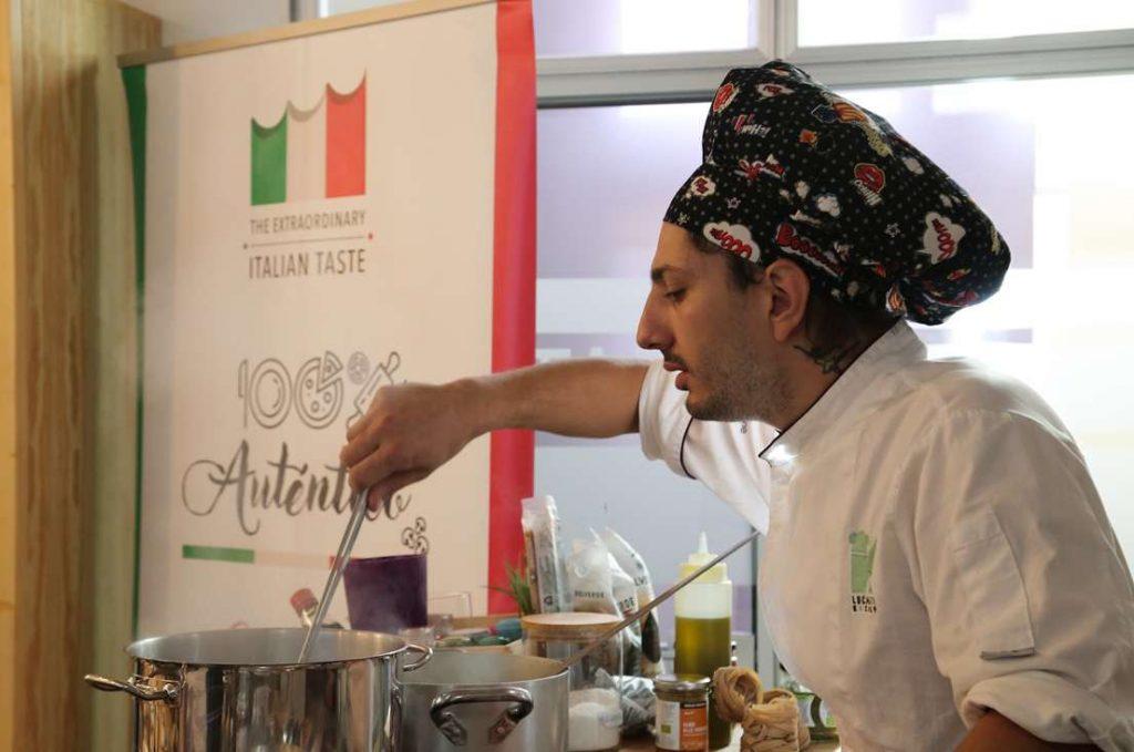 italia cucina madrid
