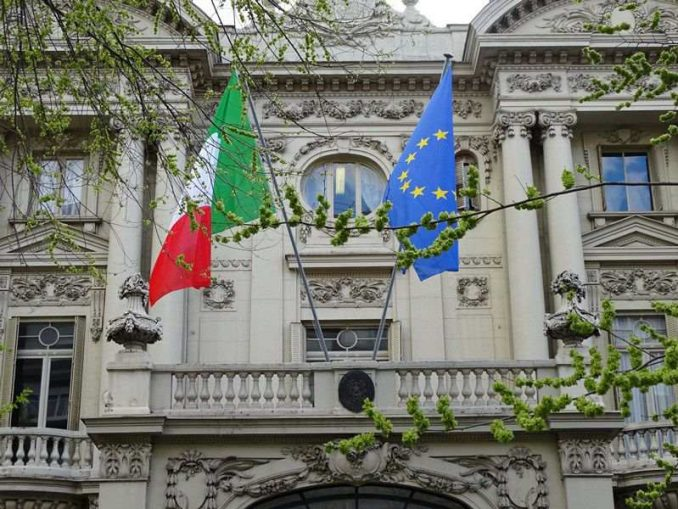 ambasciata italia madrid