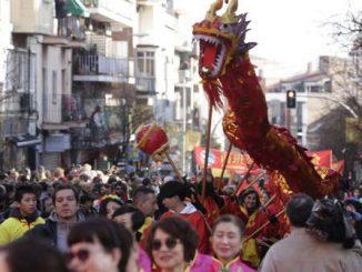 capodanno cinese madrid