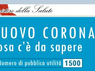 coronavirus telefono