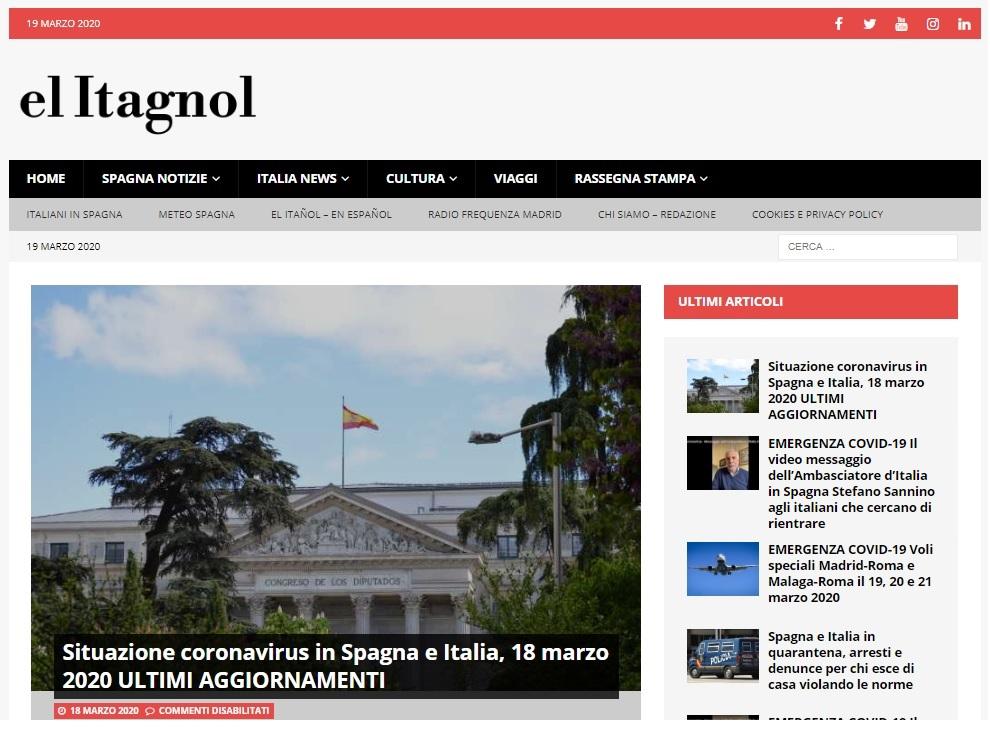 itagnol.com marzo 2020 coronavirus
