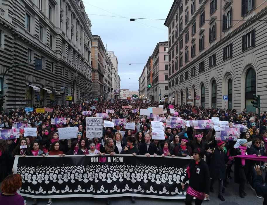 8 marzo roma