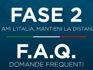 fase 2 italia 4 maggio 2020