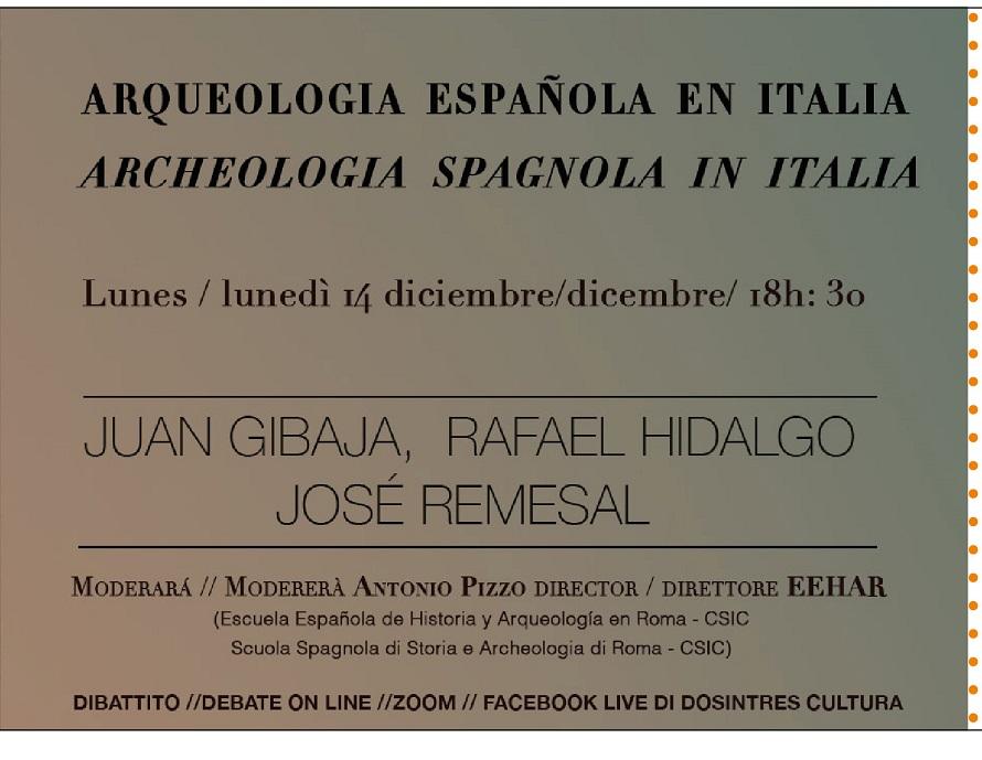 archeologia spagnola roma