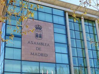 assemblea regionale madrid