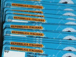 carta identità italia