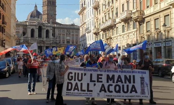 acqua pubblica referendum 2011