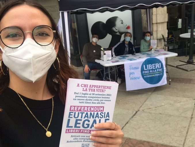 eutanasia legale italia