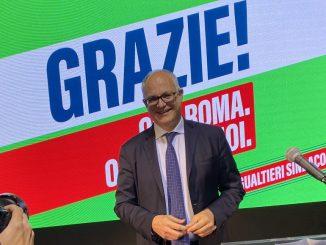 gualtieri sindaco roma